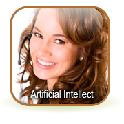 ИскИн Artificial Intellect Avatara Eva